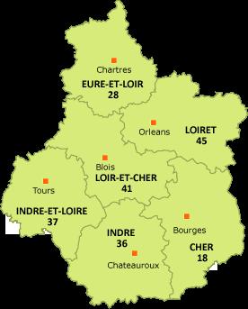 Region Centre